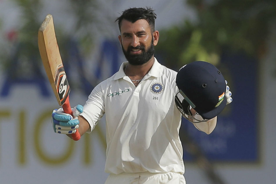 Syed Mushtaq Ali T20 Trophy Cheteshwar Pujara Smashes 61 Ball 100 Jions Rohit Sharma Virender Sehwag