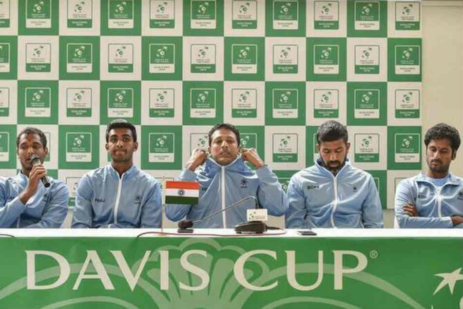 Davis Cup India Draw Pakistan Qualifying Round Doubts Linger After Political Turmoli