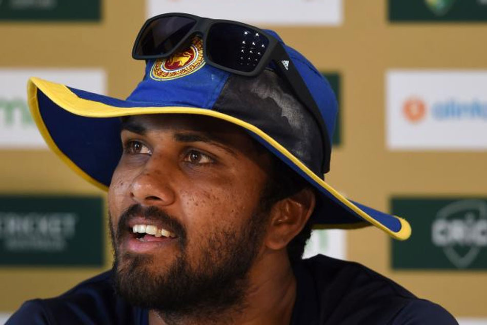 Sri Lanka drop Dinesh Chandimal for South Africa tour, Dimuth Karunaratne named captain
