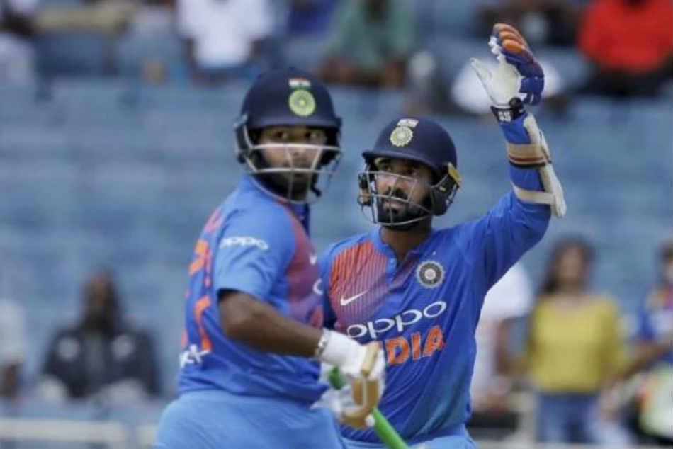 Australia Series Chance Rishabh Pant Pip Dinesh Karthik World Cup Team Msk Prasad