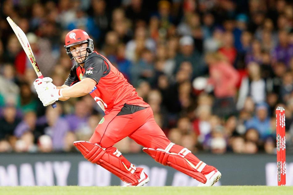BBl 2019 Final: Melbourne Renegades' skipper Aaron Finch smashes chair after getting run-out – Watch