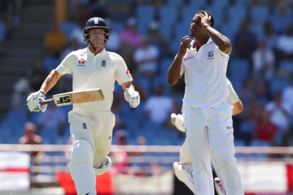 Nothing Wrong With Being Gay Joe Root Tells Shannon Gabriel During On Field Exchange