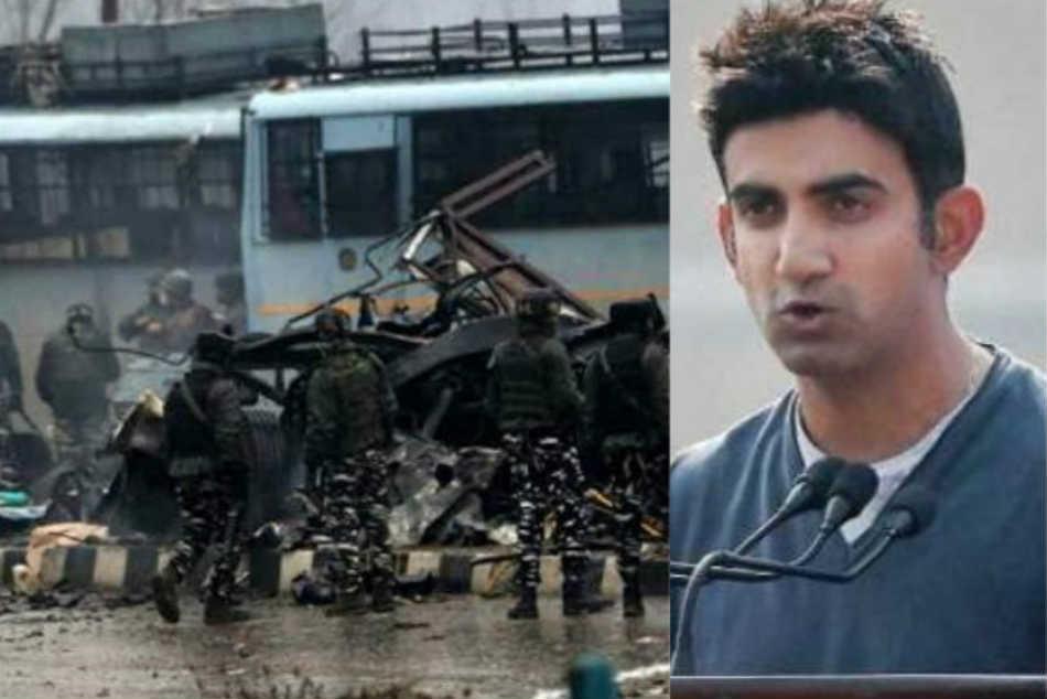 Pulwama Terror Attack Virat Kohli Vijender Singh Other Sportspersons React
