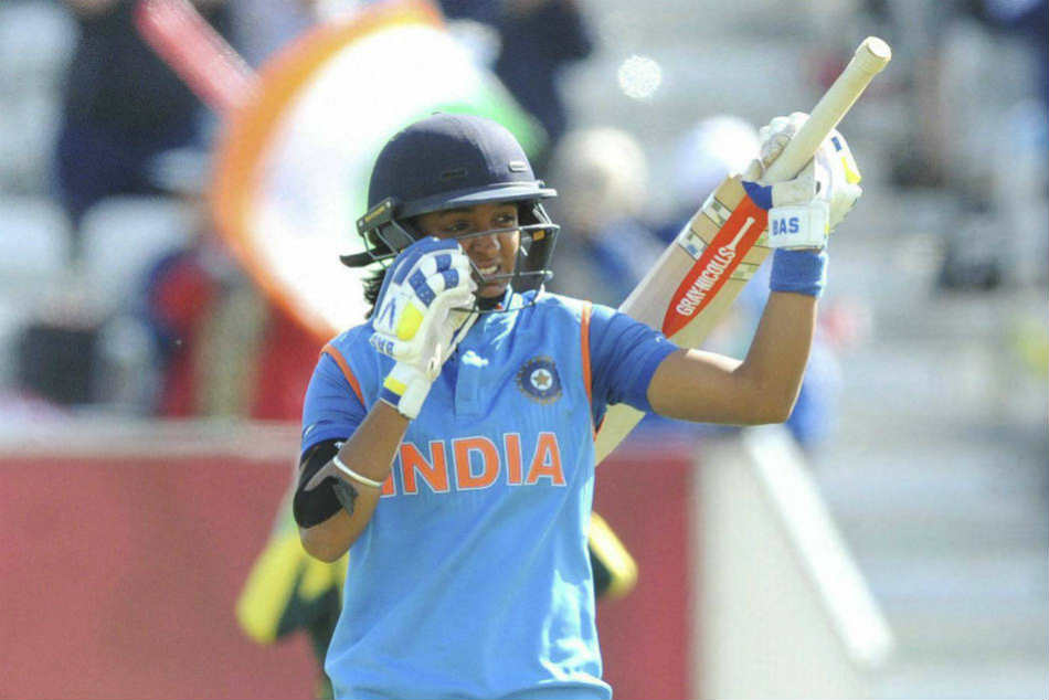 Harmanpreet Kaur Ruled Of England Odi Series With Ankle Injury