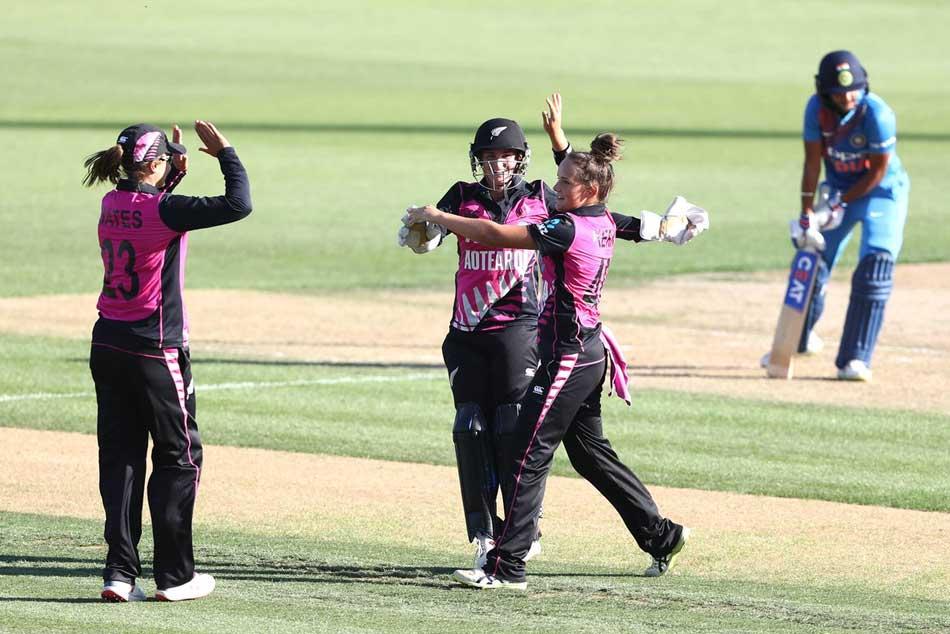 India Vs New Zealand Women 3rd T20i White Ferns Completes Series Whitewash