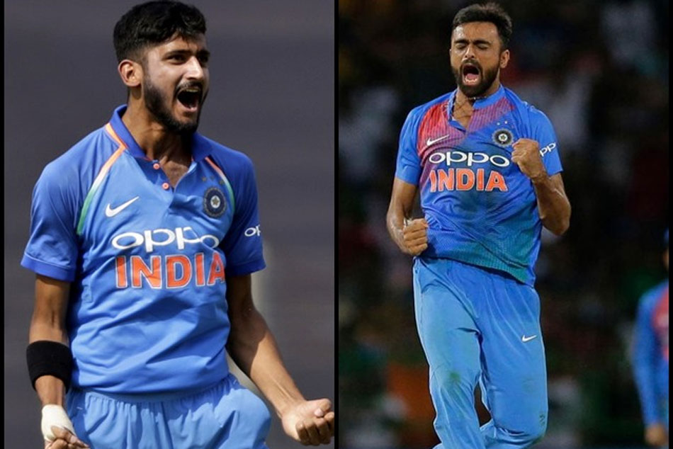 India Vs Australia Choice Between Khaleel Ahmed Jaydev Unadkat For Odis