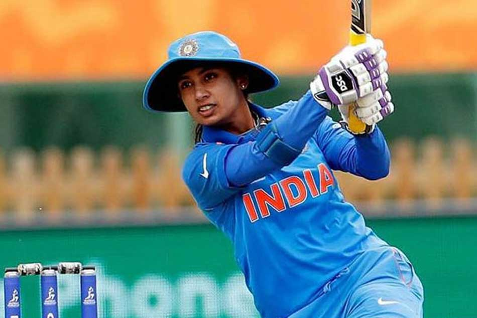 Mithali Raj Lead Indian Women S Cricket Team England Odi Series