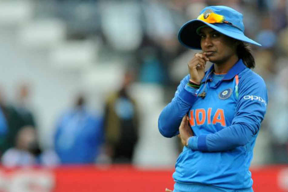 Mithali Raj Lead India Women S Team Odi Series Against England Women