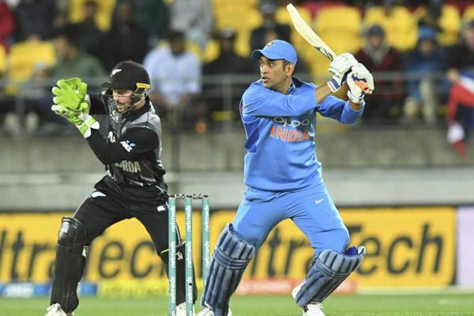 Ms Dhoni Set Achieve Another Milestone As India Gear Up Take On New Zealand In 3rd T20i