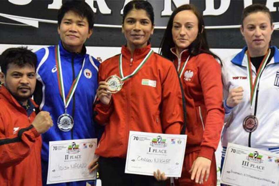 State boxer Nikhat Zareen dedicates gold to Pulwama martyrs
