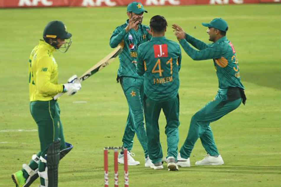 Pakistan Vs South Africa 3rd T20 Pakistan Win Final T20 Against South Africa By 27 Runs