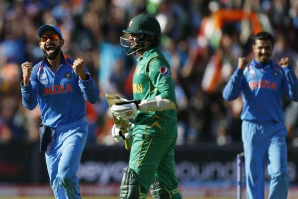 India Should Not Play Pakistan Anywhere World Cup Is Not Bigger Than The Country Mohammad Azharuddin