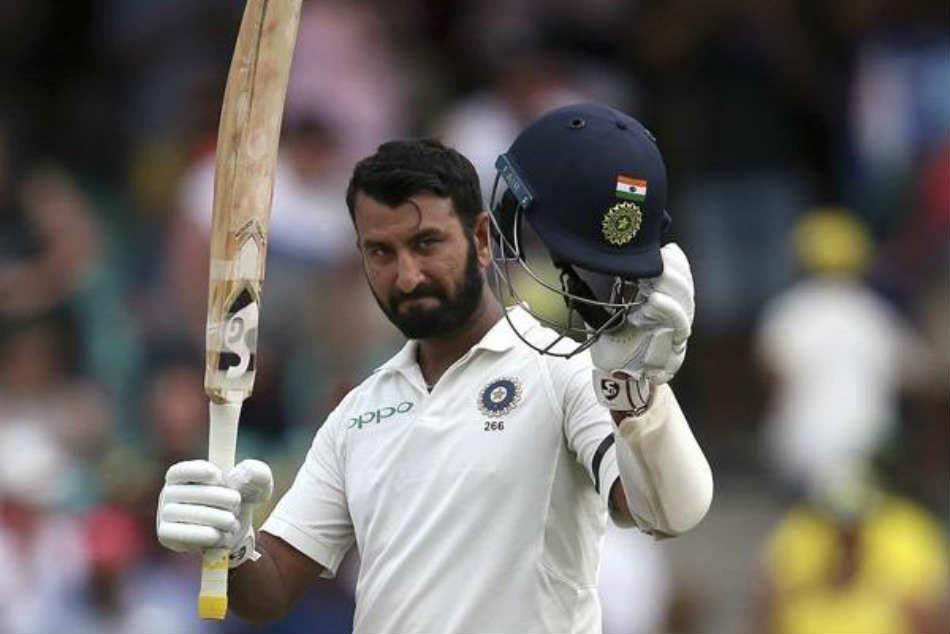 Even Sachin Tendulkar Scored Just 50 Runs 150 Balls There Is Nothing Wrong In Batting Slow Cheteshwa