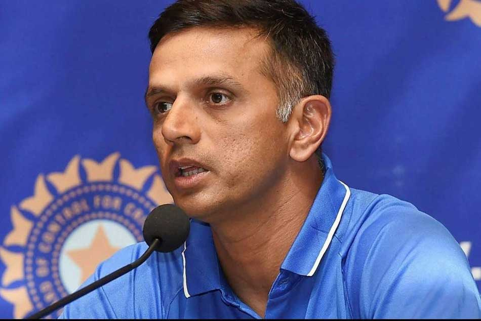 India Are One The Favourites Hope They Peak At Right Time Dravid On Odi World Cup