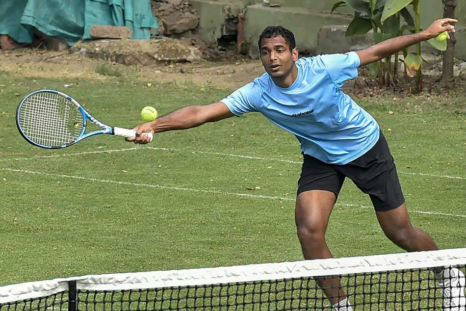 Davis Cup Ramkumar Play Seppi Opening Rubber Italy Keep Marco Out Of Singles