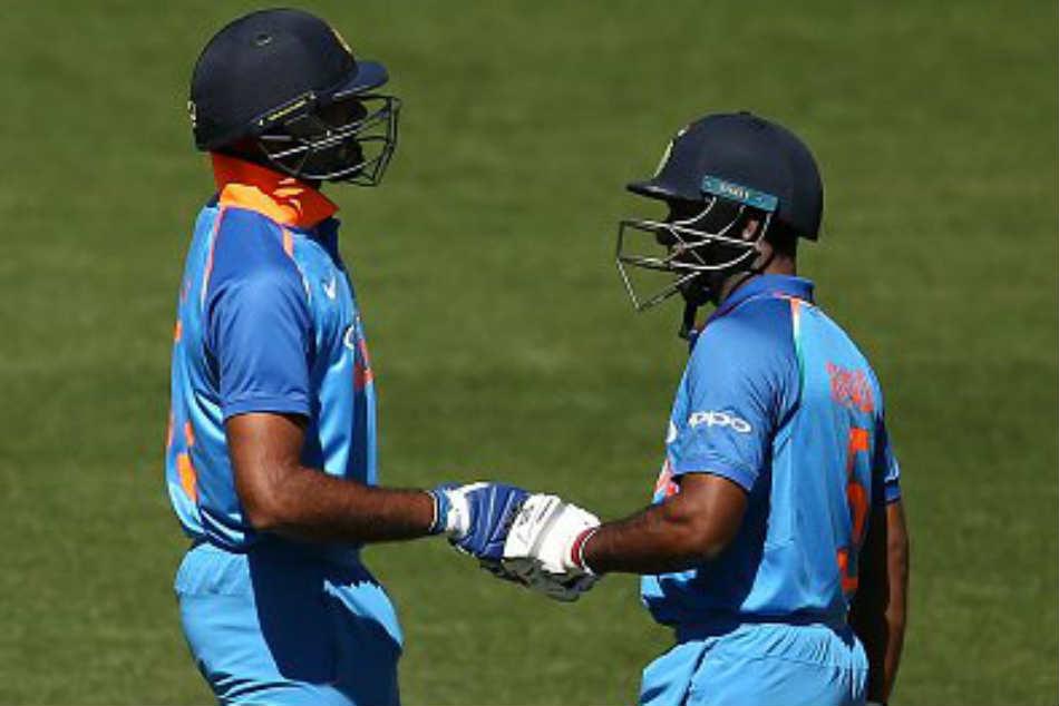 India Vs New Zealand 5th Odi Ambati Rayudu Hardik Pandya Take India To