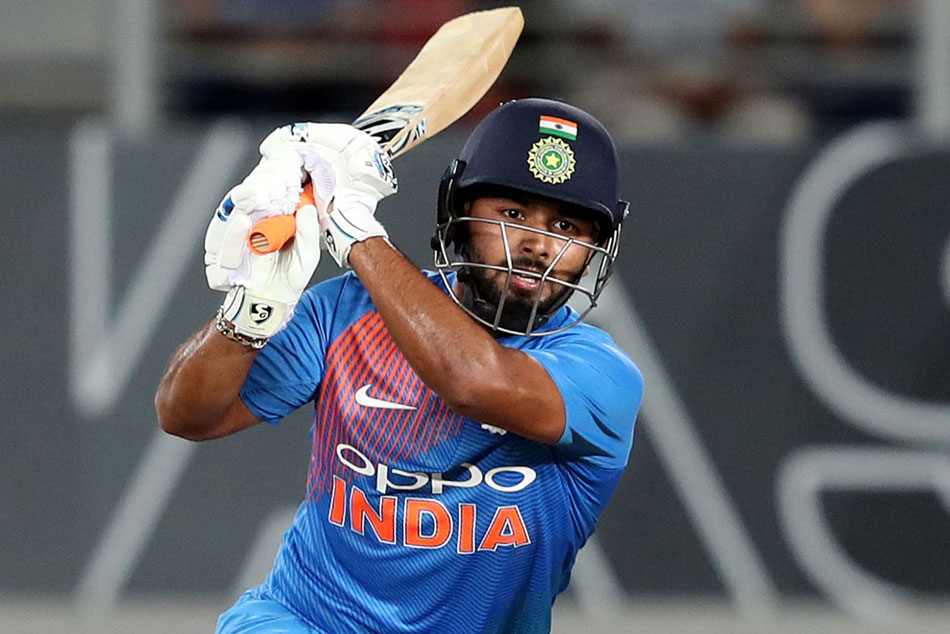 I Don T Look At Rishabh Pant As My Competition We Hardly Speak About Selection