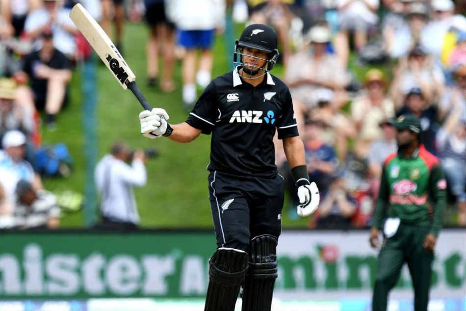 Ross Taylor Becomes New Zealand S Top Odi Run Scorer