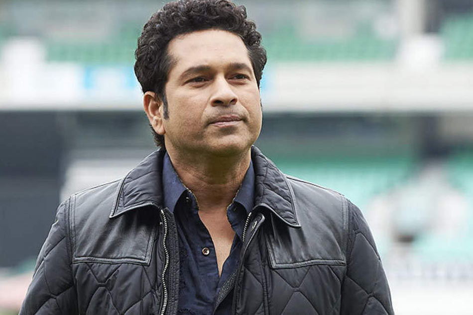 Sachin Tendulkar Do Push Ups At Delhi Marathon Support Slain Pulwama Jawans Families