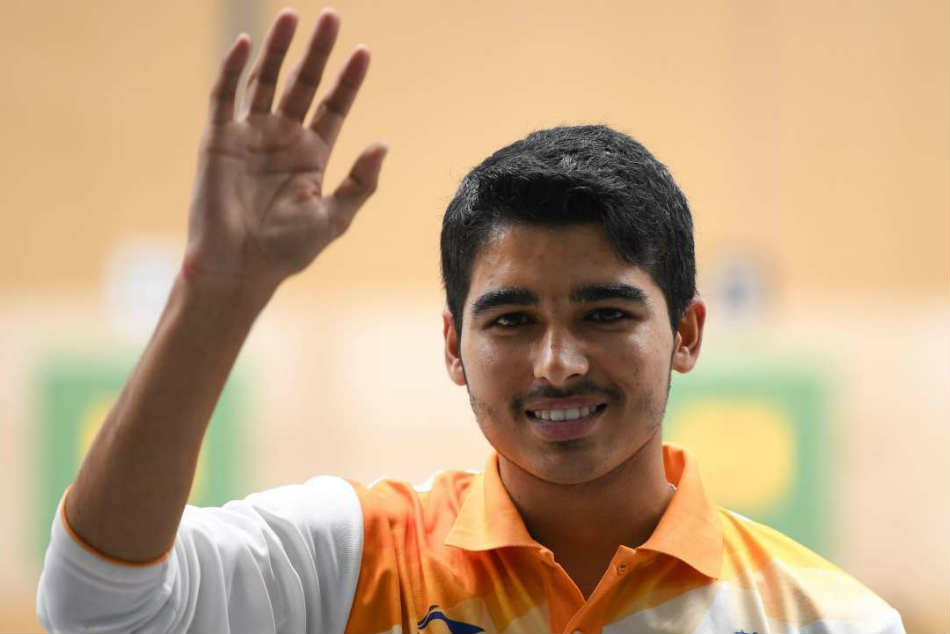 Issf Shooting World Cup Saurabh Chaudhary Creates World Record Wins Gold In 10m Ait Pistol
