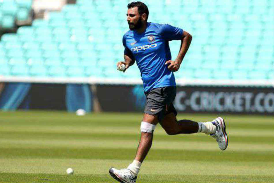Mohammad Shami S Presence Is Important India Icc World Cup