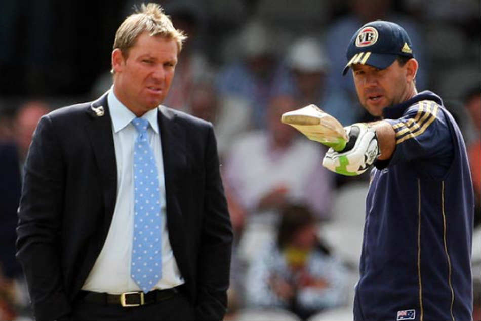 Shane Warne Did Not Call Ricky Ponting Be Banned From Ipl 2019 Heres The Truth
