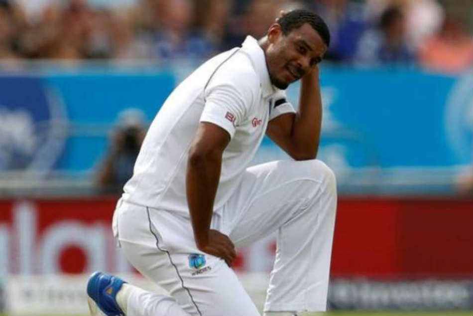 Shannon Gabriel West Indies Bowler Banned Four Odis After Comment To Joe Root