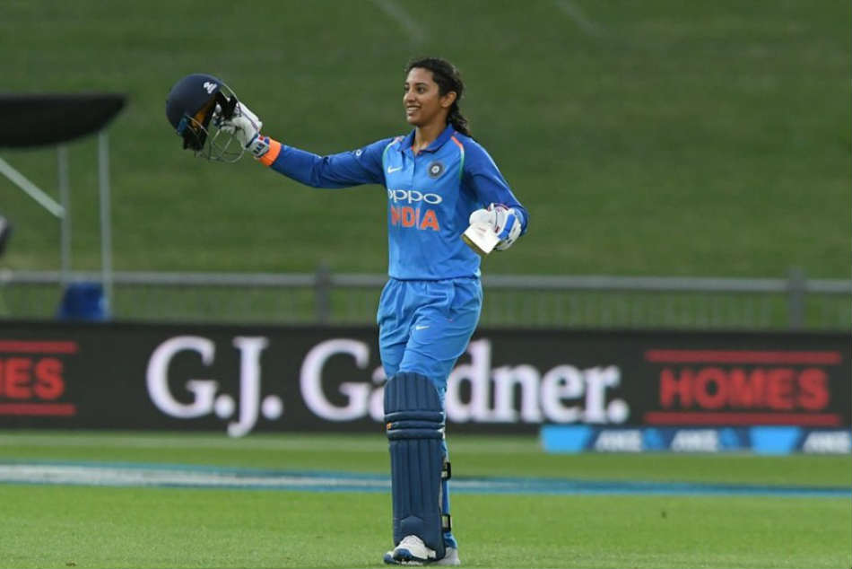 Smriti Mandhana Retains Top Spot Icc Women S Odi Rankings