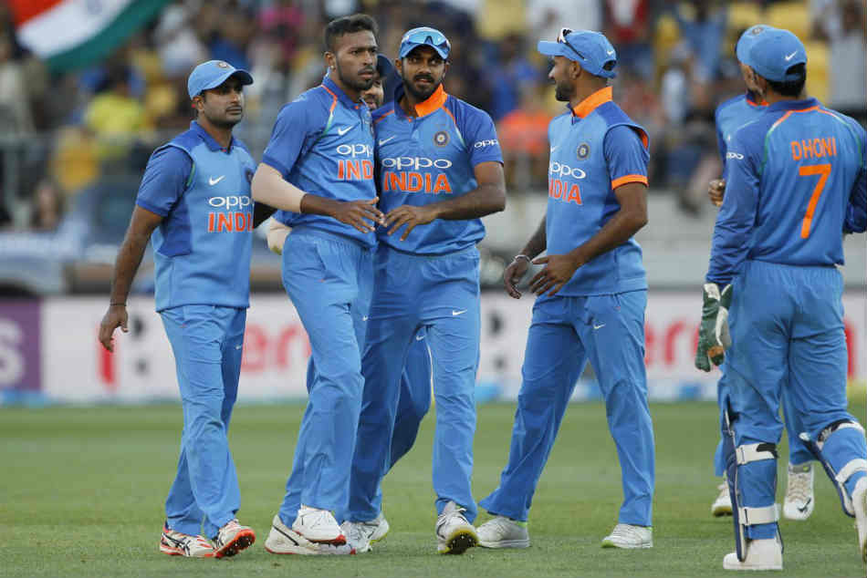 India vs New Zealand, 5th ODI: India Beat New Zealand By 35 Runs To Win Series 4-1