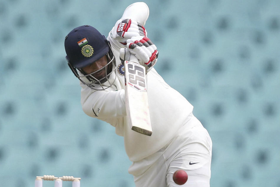 Irani Cup Vihari Strikes Hundred But Vidarbha Bowl Rest Of India