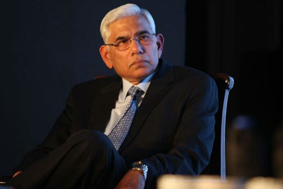 Pakistan Should Be Isolated Like It Happened With South Africa During Apartheid Vinod Rai
