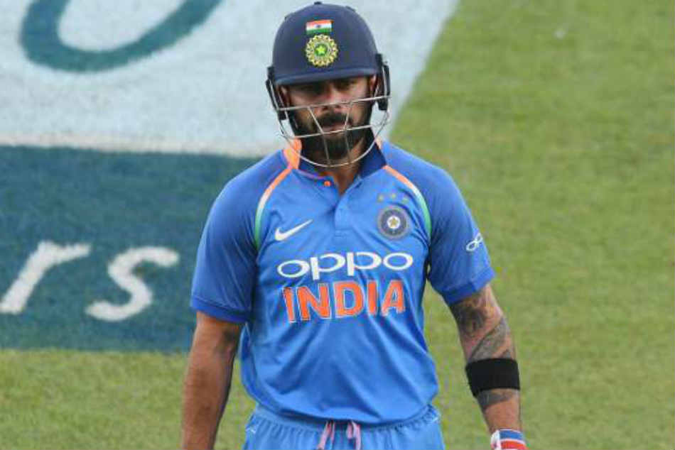 Kohli We Wanted See Players Reaction Pressure