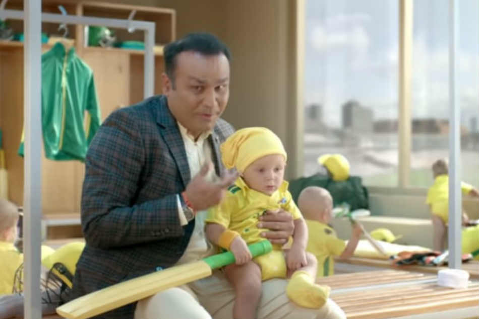 Lessons in cricket and babysitting: Rishabh Pant reacts to Virender Sehwags TV commercial