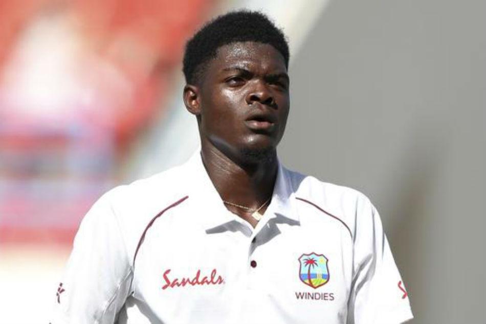 West Indies Fast Bowler Alzarri Joseph S Mother Dies Ahead Third Day Of Antigu Test