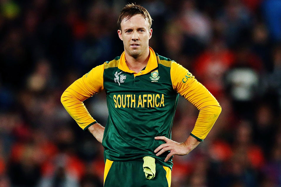Virat Kohli is become a most dangerous batsman in the upcoming world cup, Says AB De Villiers