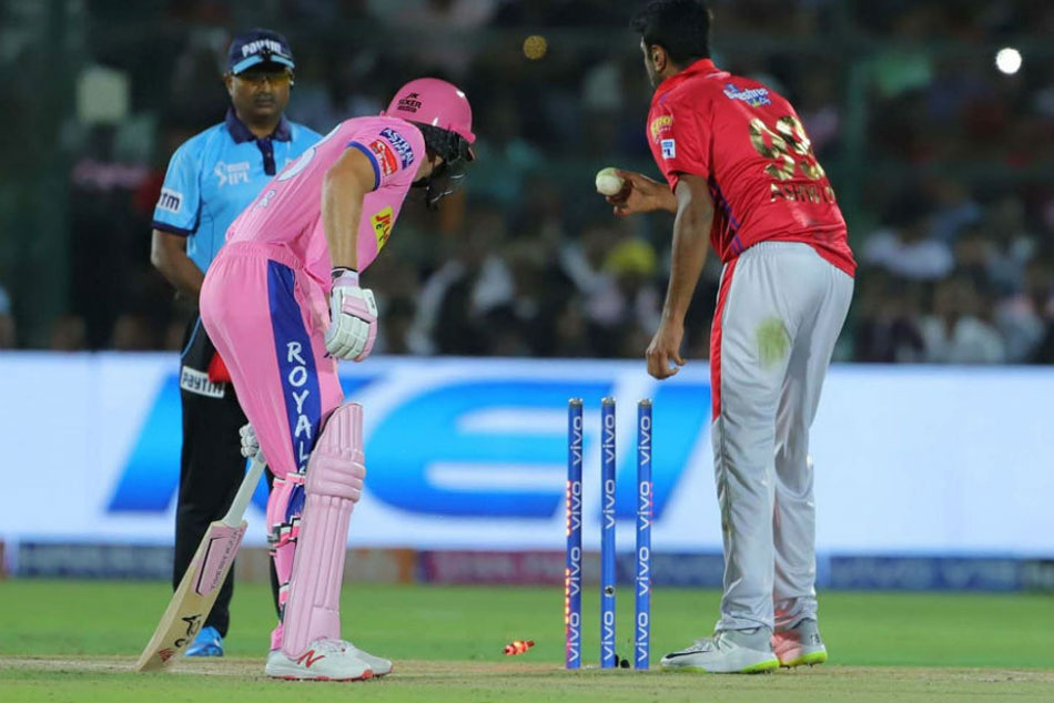 What Is Mankading All You Need To Know About The Controversial Cricket Rule