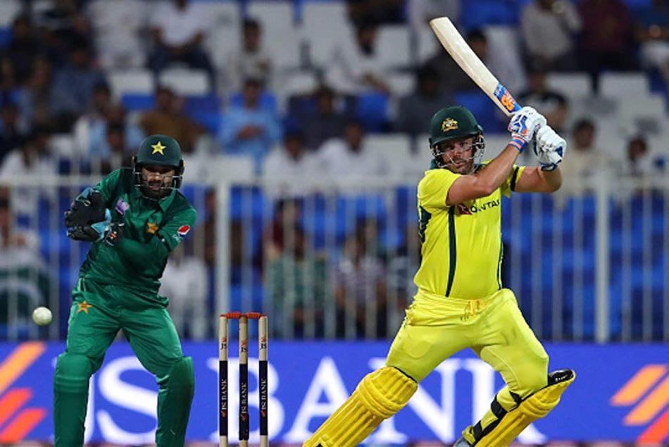Aaron Finch Adam Zampa Star As Australia Ease To Series Win Over Pakistan