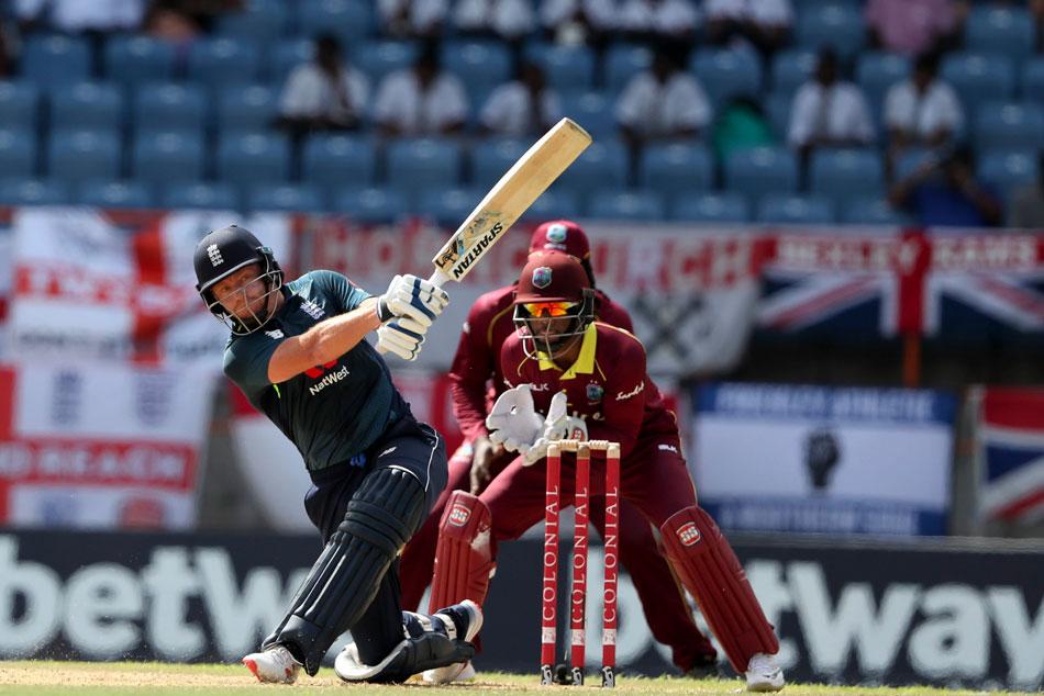 Jonny Bairstow Enjoys Extra England Responsibility After Opening T20 Batting