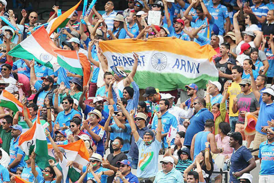 Icc World Cup Bharat Army S 8000 Fans From 22 Countries Conerge In Uk