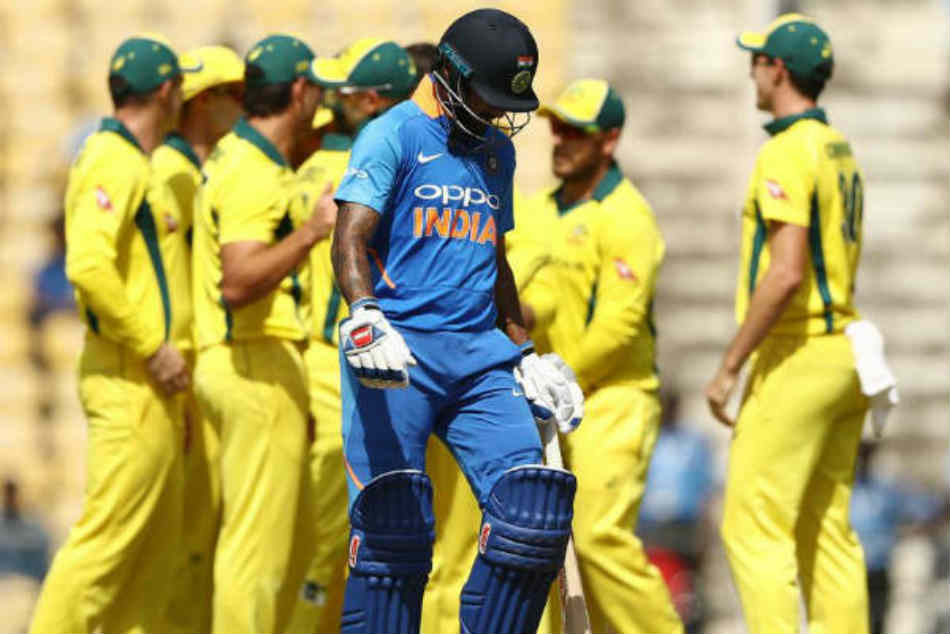 India Vs Australia 3rd Odi Highlights Virat Kohli Century In Vain Australia Beat By 32 Runs