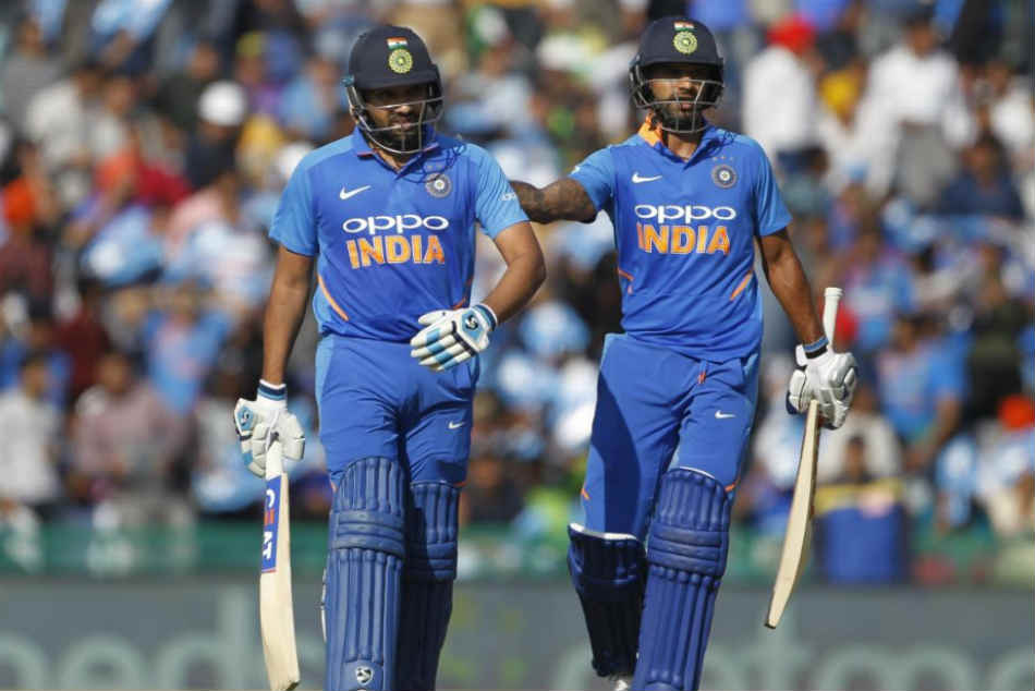India vs Australia 4th ODI Live: Shikhar Dhawans Hundred Powers India To 358/9