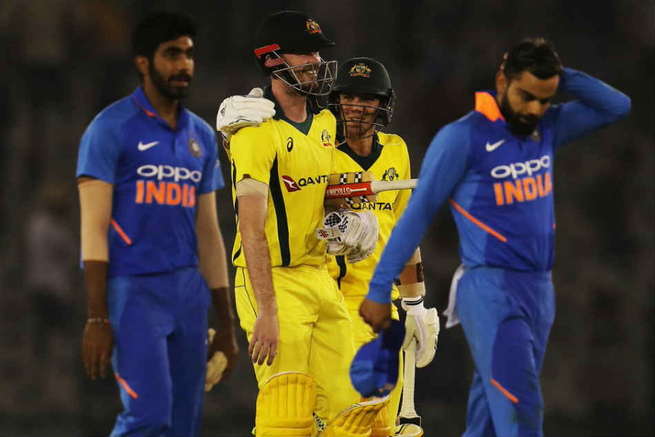 th Odi Highlights Turner S 84 Run Cameo Helps Australia Seal Record Chase