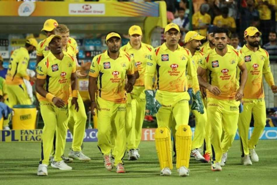 Ipl 2019 Csk Donate The Season Opener Proceeds Families Pulwama Martyrs