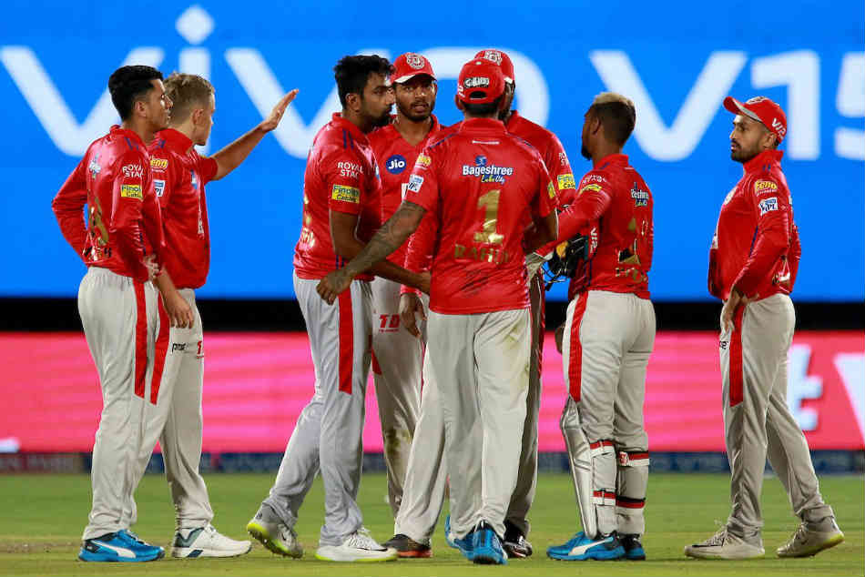 Ipl Rr Vs Kxip Ipl Score Kings Xi Punjab Beat Rajasthan Royals By 14 Runs