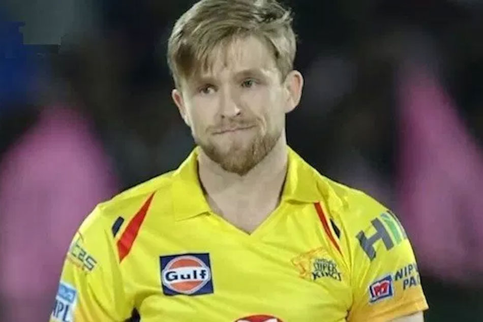 IPL 2019: David Willey to miss Chennai Super Kings due to family reasons