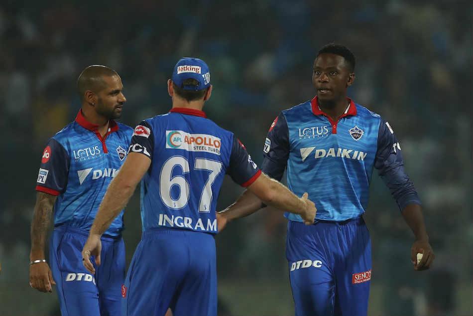Ipl 2019 Kagiso Rabada Stars As Delhi Capitals Defeat Kolkata Knight Riders In Super Over