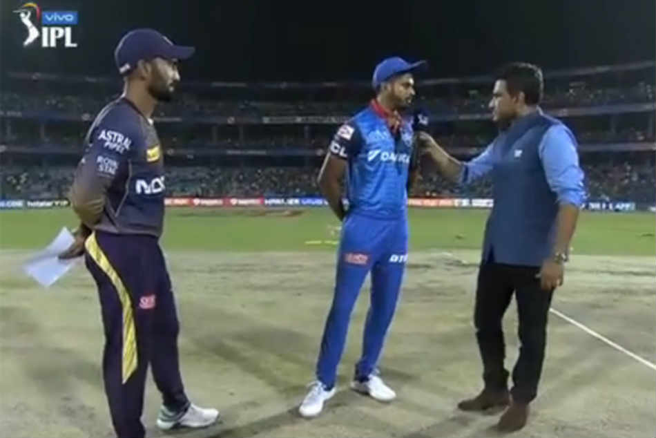 Ipl 2019 Dc Vs Kkr Ipl Score Delhi Capitals Win Toss Opt To Bowl Vs Kolkata Knight Riders