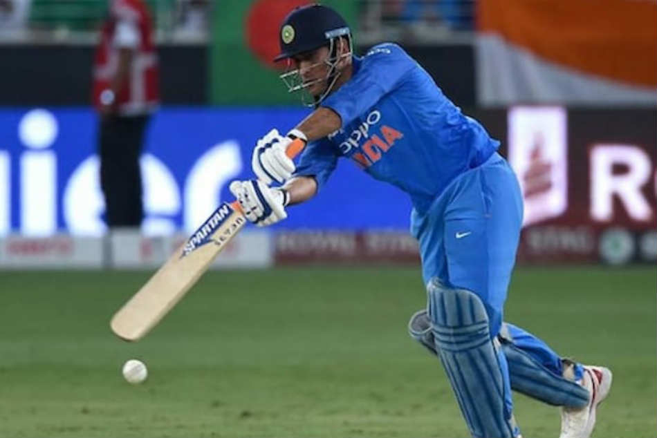 Ms Dhoni Joins Elite List Indian Batsmen With Gritty Fifty In 1st Odi
