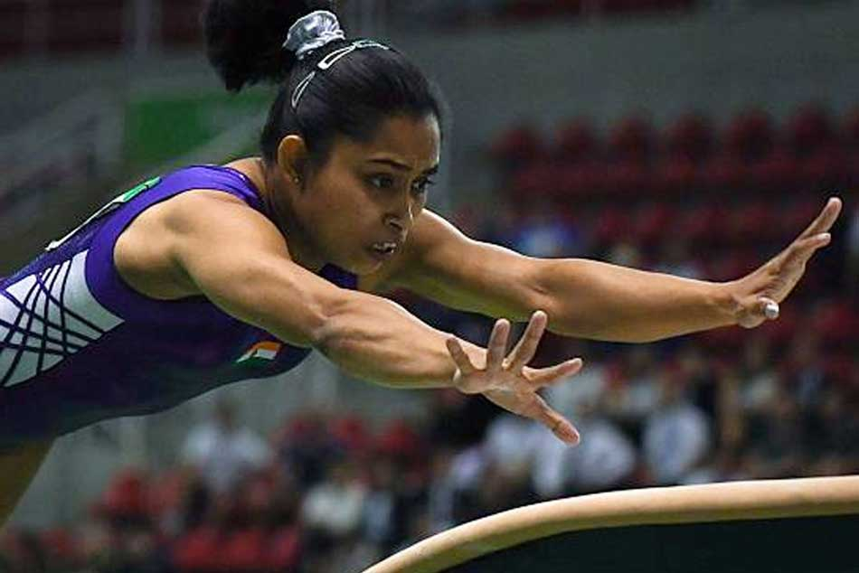 Dipa Karmakar fails to qualify for balanced beam final, to compete in vault final on Saturday