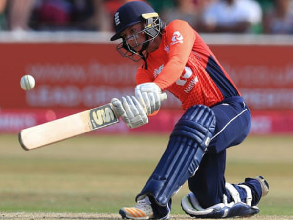 Danni Wyatt leads England past India to seal Womens T20 series